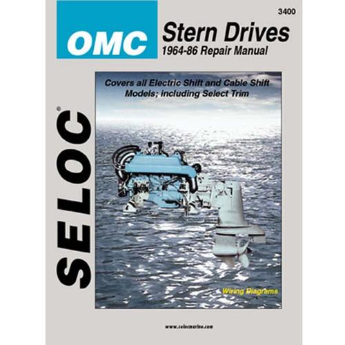 service manual omc sterndrive 1964 1986 rh wholesalemarine com repair manual omc cobra OMC Cobra Parts Diagram