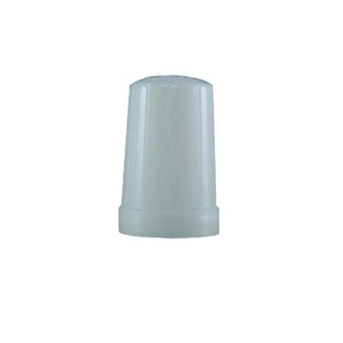 Perko Round Stern Light Navigation Lens - White