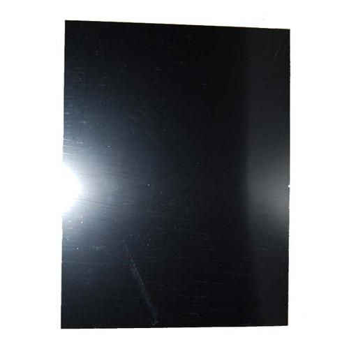 Norcold Black Refrigerator Door Panel for Model DE-0041