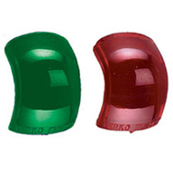 Perko Spare Lens Set for Bi-Color Navigation Light - Red and Green