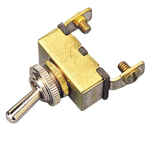 Sea Dog Marine Brass On-Off Toggle Switch
