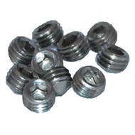 Sea Dog Stainless Steel Set Screws for All Rail and Top Fittings