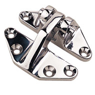 Sea Dog Chrome Brass Hatch Hinge