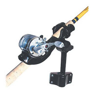 Ram Rod 2000 Fishing Rod Holder with Bulkhead Mounting Base