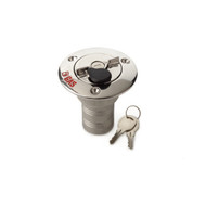 Sea Dog Locking Stainless Steel Fuel Deck Fill
