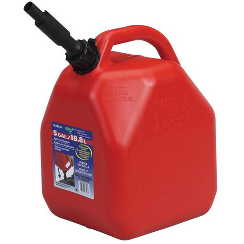 Moeller Marine 5 Gallon Flo-N-Go Jerry Can
