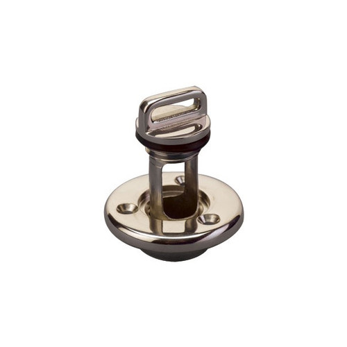 Stainless Captive Garboard Drain & Plug