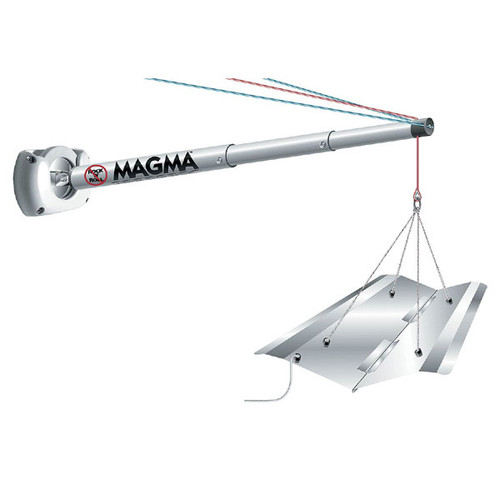 Magma Marine Rock-n-Roll Outrigger System
