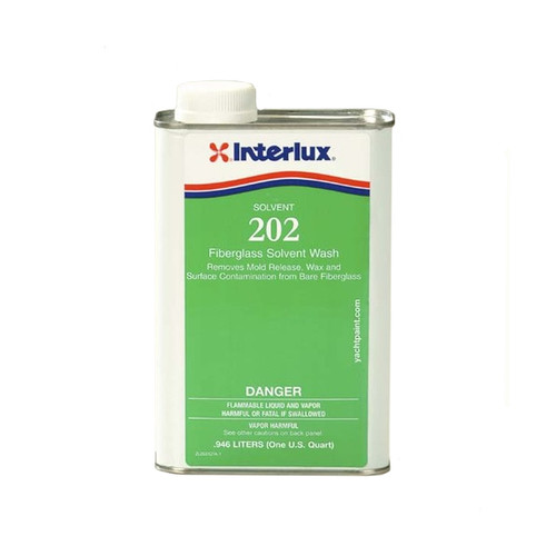 Interlux Fiberglass Solvent Boat Wash