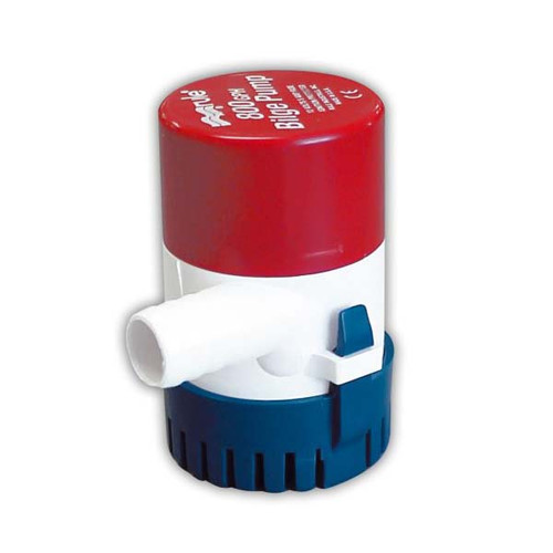 Rule 800 GPH Round Bilge Pump 20R