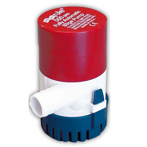 Rule Automatic 500 GPH Bilge Pump