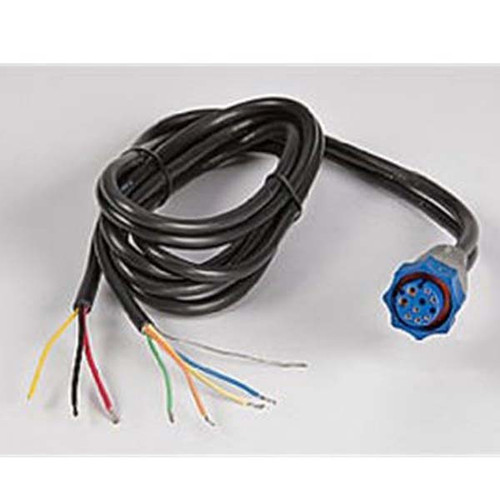 Lowrance PC-30-RS422 Power Cable - All HDS