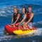 "Airhead ""Hot Dog"" 3 Person Towable Water Weenie Action"