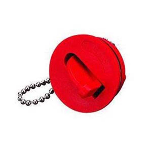 Sea Dog Replacement Deck Fill Gas Cap- Red