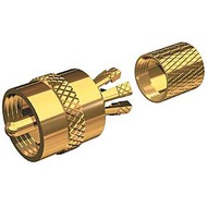 Shakespeare Gold Plated Marine Centerpin Connector