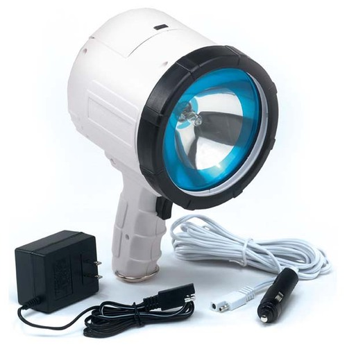 Optronics Rechargeable Handheld Spotlight 2,000,000 CP