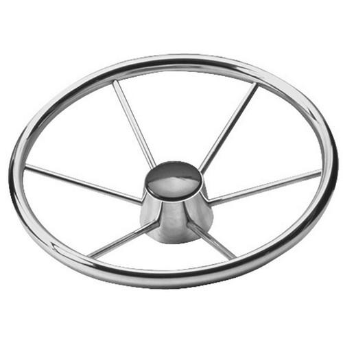 Sea Dog Stainless Steel Marine Steering Wheel