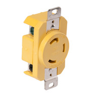 Marinco 30 Amp Shore Power Locking Receptacle