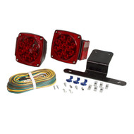 Optronics Square LED Trailer Tail Light Kit