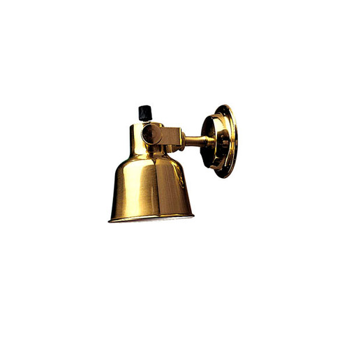 Sea Dog Large Brass Berth Light