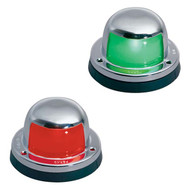Perko Stainless Steel Side Navigation Lights