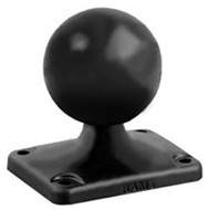 "RAM 2"" X 2.5"" Diameter Base W/ 1.5"" Ball For Revolution Rod Holder"