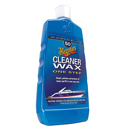 Meguiar's One Step Cleaner Liquid Wax