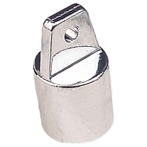 "Sea-Dog Bimini-Canopy Top Chrome 7/8"" External Eye End, Pair"