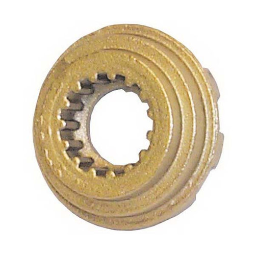 18-3714 Sierra Brass Castle Washer