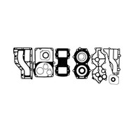 Sierra 18-4422 Powerhead Gasket Set
