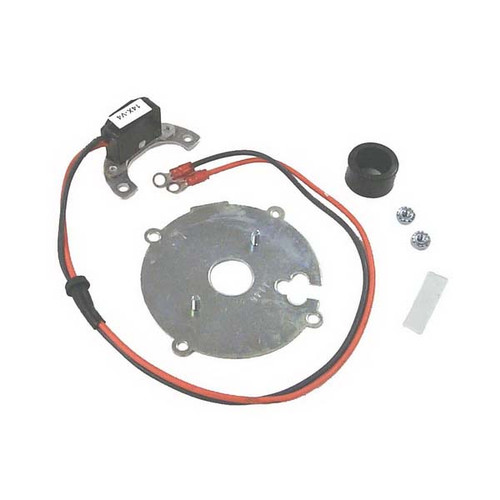 Sierra 18-5297 Electronic Conversion Kit