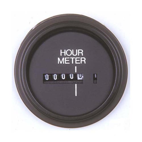 Sierra 56966P Hourmeter Round