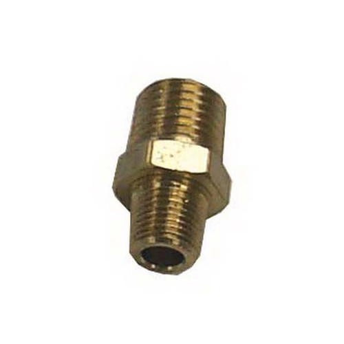 "Sierra 18-8045 Reducing Nipple Fitting 1/8""x1/4"" NPT"
