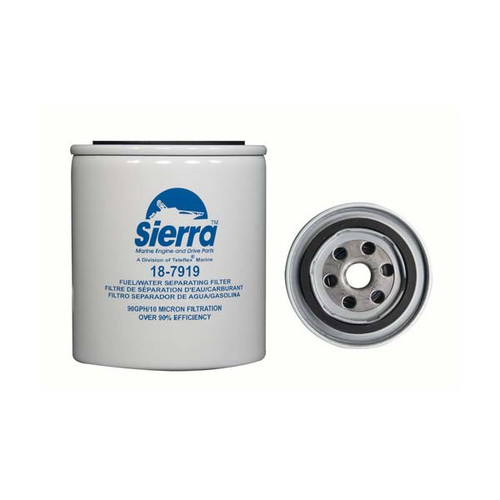 Sierra 18-7919 Fuel Water Separator Filter Replaces 35-809097