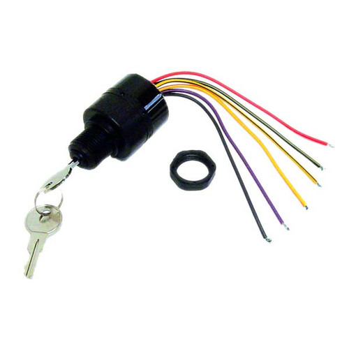 Sierra Mp41070-2 Ignition Switch Replaces 87-17009A5