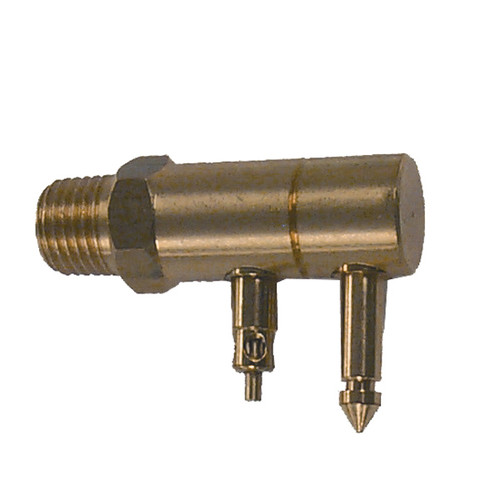 """Sierra 18-8063-10 Tank Connector For OMC 1/4"""" NPT Package of 10"""