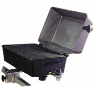 Springfield Deluxe Marine Barbecue Gas Grill with Square Rail Mount