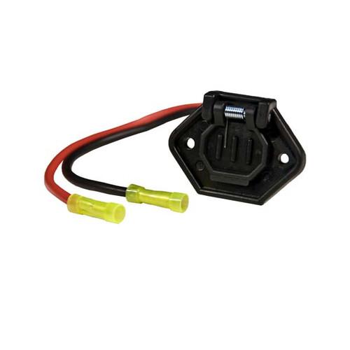 Sierra WH10470 Trolling Motor Socket 2 Wire
