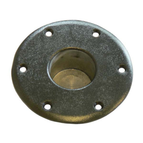 Deck Base Socket for Grill Post