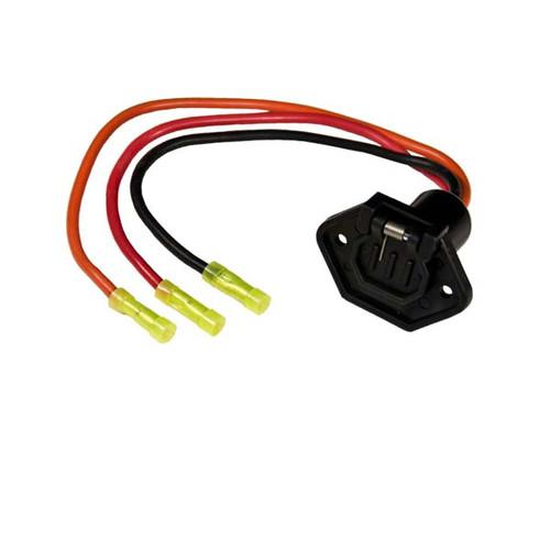 Sierra WH10490 Trolling Motor Socket 3 Wire
