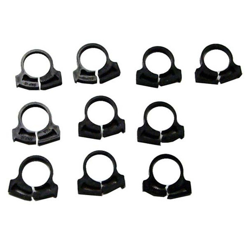 "Sierra 18-8034-9 #12 Snapper Clamp .670""-.780"" Package of 10"