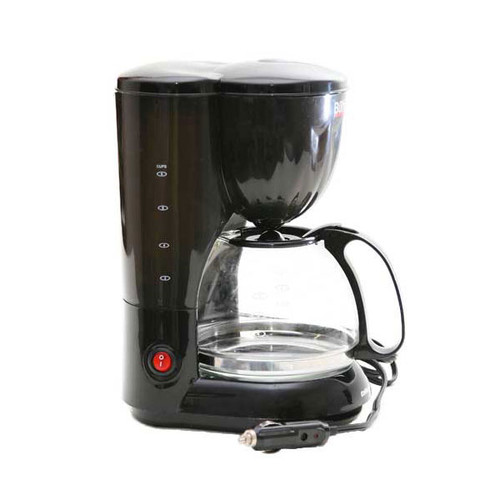 Travel Coffee Maker 4 Cup - 12 Volt