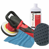 Shurhold Dual Action Polisher with Bonus Pack