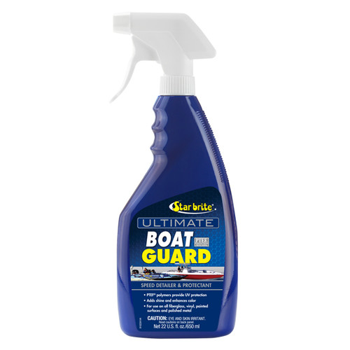 Starbrite Boat Guard Speed Detailer and Protectant