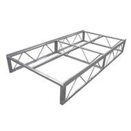 Patriot Docks 4' x 8' Aluminum Dock Frame Assembly