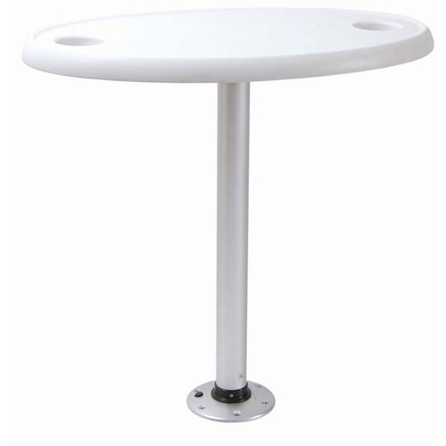 Springfield Oval Boat Table Package