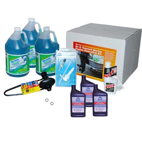 -100 Sterndrive Winterization Kit