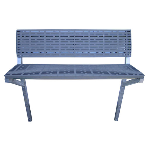 Patriot Docks Poly Boat Dock Bench Kit