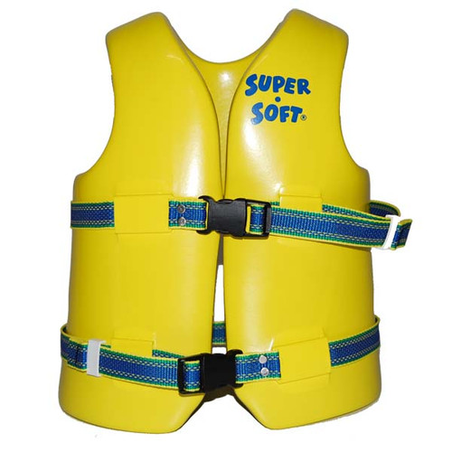 Super Soft U.S.C.G. Approved Ski Vest, Youth