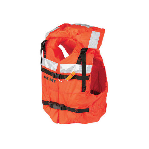 Kent Adult Type I Commercial Foam Life Jacket Front